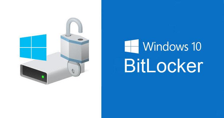 windows 10 bitlocker featured