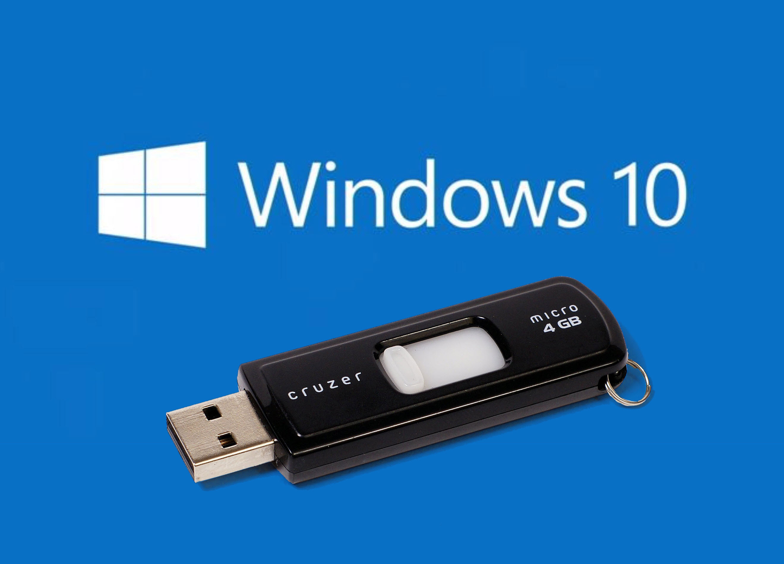 3 Easy Ways To Create UEFI or Legacy Bootable USB Windows 10