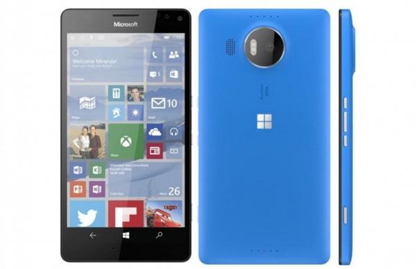 Lumia  XL via Evan Blass