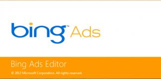 Bing Ads Editor