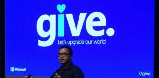 Microsoft Kicks Off Employee Giving Campaign
