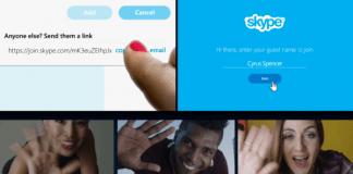 Skype invite link official Microsoft