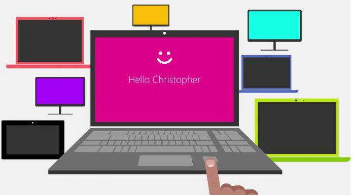 Windows Hello official microsoft
