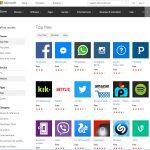 Windows Phone Apps Store