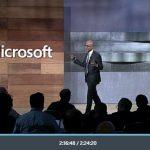 Satya Nadella Keynote Microsoft Government Cloud Forum  official