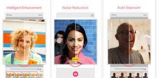 Selfie App iOS official Microsoft