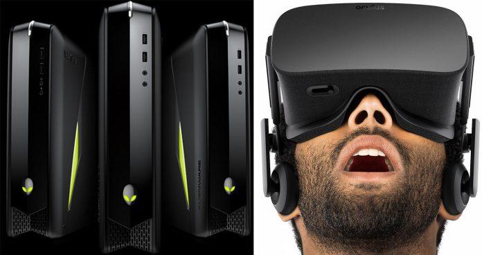 alienware oculus rift bundle