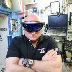 Microsoft Hololens NASA project sidekick official Microsoft