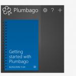 Plumbago app leaked screenshot