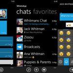 Whatsapp Windows  Mobile official