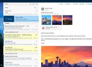 windows  mail and calendar app official
