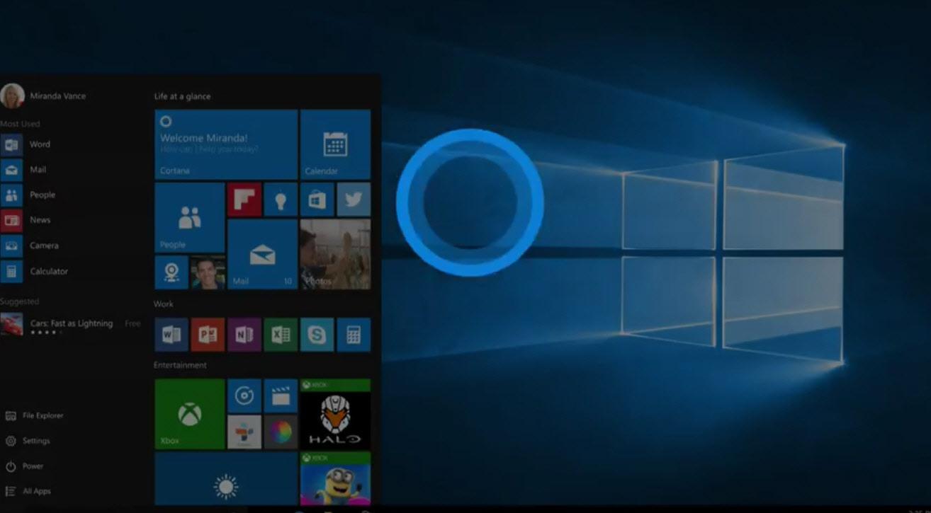 Microsoft Build 2016 Keynote 6.02.13 PM
