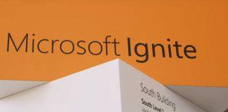 Microsoft Ignite official videoshot