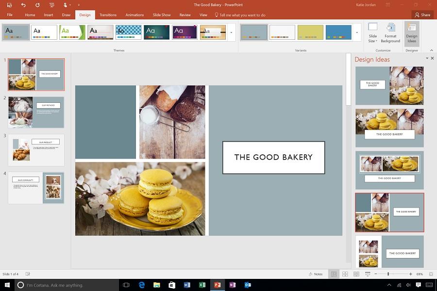 PowerPoint-Designer-Multiple-Images-Update-Microsoft