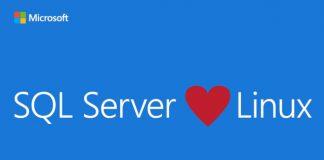 SQL Server Linux Microsoft