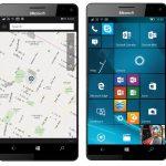 Windows Phone HERE Maps