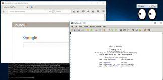GUI Linux Windows Reddit