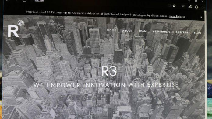 R Consortium Blockchain Microsoft