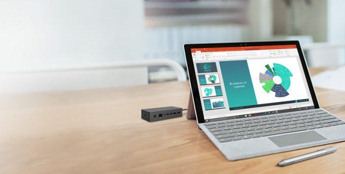 Surface Pro  Dock Microsoft
