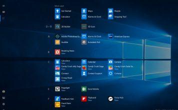 Windows  Update Table Mode Micirsoft