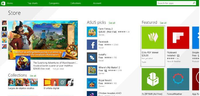 Windows Store Apps Windows