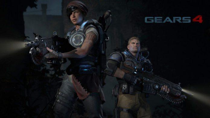 gears of war  Official