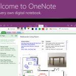 iPad OneNote App Store