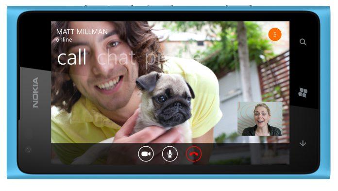 Skype Windows Phone Microsoft e