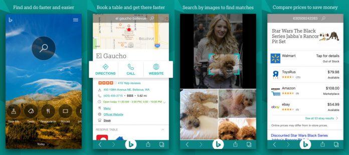 Bing iOS Itunes
