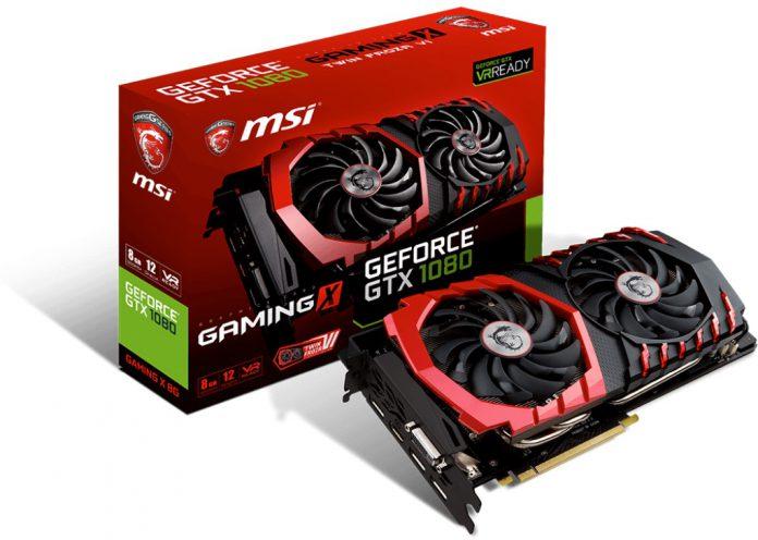 MSI GPU MSI