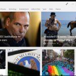 MSN News Screenshot Windows Store