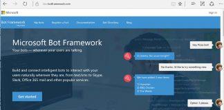 Microsoft Bot Framework Microsoft