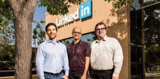Microsoft LinkedIn Microsoft
