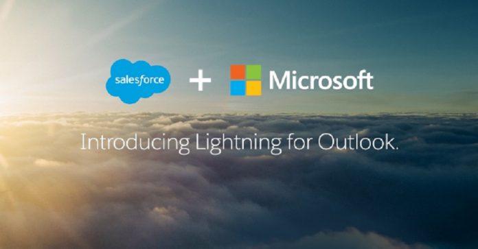 Salesforce Lightning Outlook Office Blog
