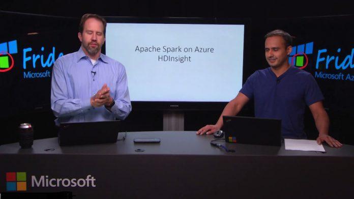 Spark Azure Microsoft