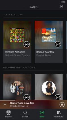 Spotify Windows  Mobile own