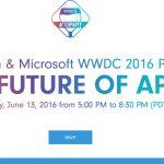 WWDC Afterparty Microsoft WWDCPARTY