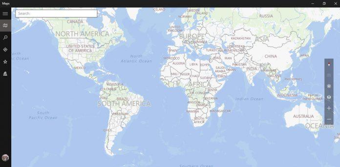 Windows Maps WIndows