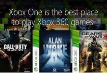 Xbox One Backward Compatibility Xbox