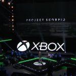 Xbox project scorpio E  official Microsoft press show