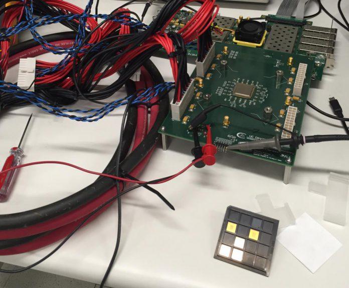 kilocore chip UC Davis