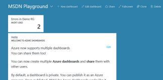 Azure Queries Dashboard Microsoft