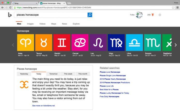 Bing Horoscopes Reddit Cmplxy