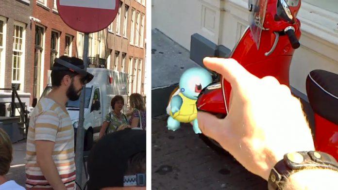 CapitolaVR Pokémon Go featured own