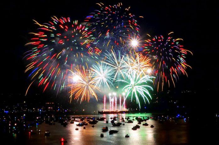 Fireworks Celebration Wikipedia