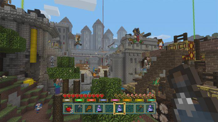 Minecraft Battle Map Official