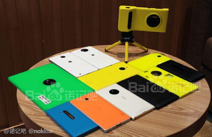 Nokia Lumia Prototypes Image Baidu
