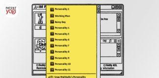 Patent Multiple Personalities Microsoft Patent Yogi