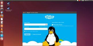 Skype for Linux own