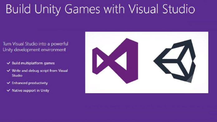 Visual Studio Tools For Unity Winbuzzer Edit